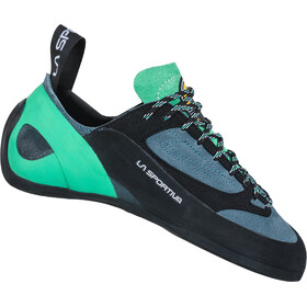 La Sportiva Finale Climbing Shoes Women slate/jade green